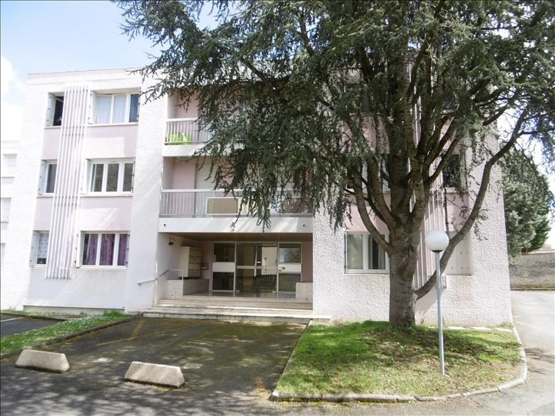 Vente appartement Niort 64800€ - Photo 1