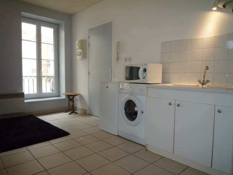 Rental apartment Moulins 260€ CC - Picture 1