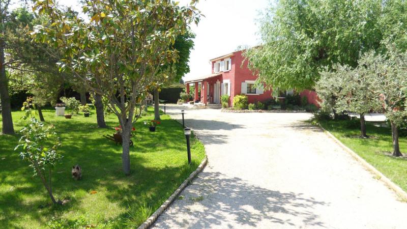 Sale house / villa Althen-des-paluds 377000€ - Picture 16