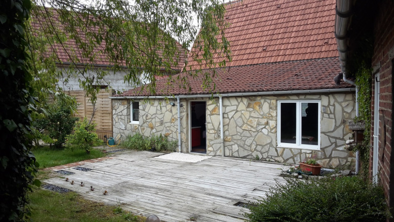 Vente maison / villa Prox fruges 126000€ - Photo 2