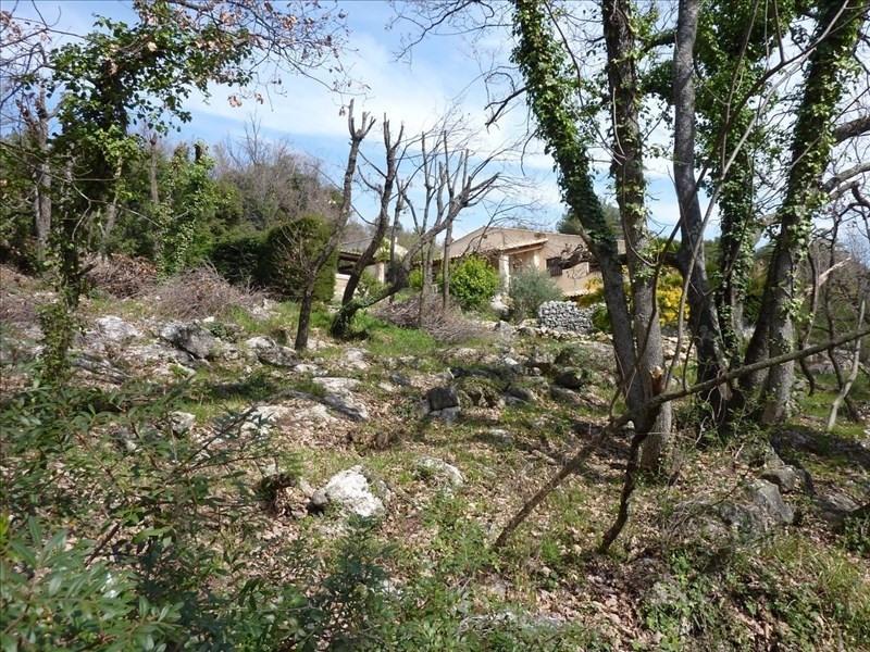 Vente terrain Tourrettes sur loup 370000€ - Photo 1