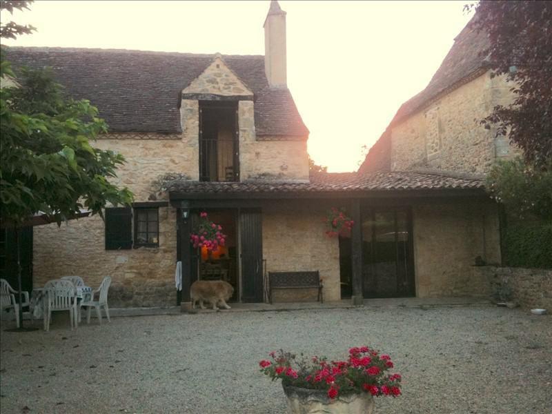 Vente maison / villa Le buisson de cadouin 498500€ - Photo 2