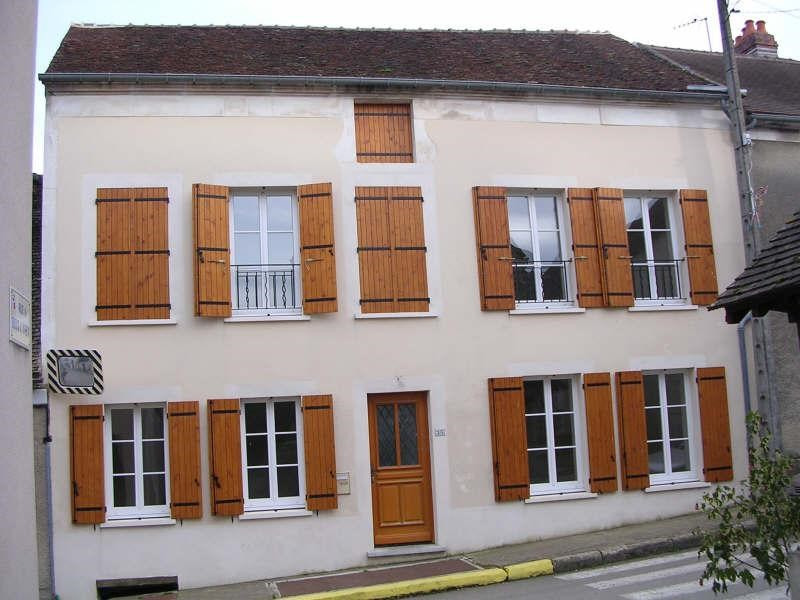 Rental apartment Courgis 530€ CC - Picture 1