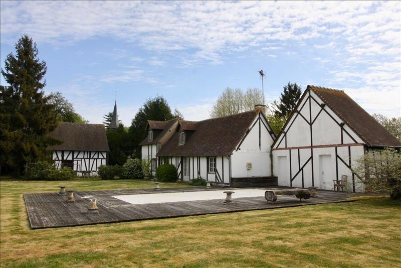 Vente de prestige maison / villa Conches en ouche 330000€ - Photo 8