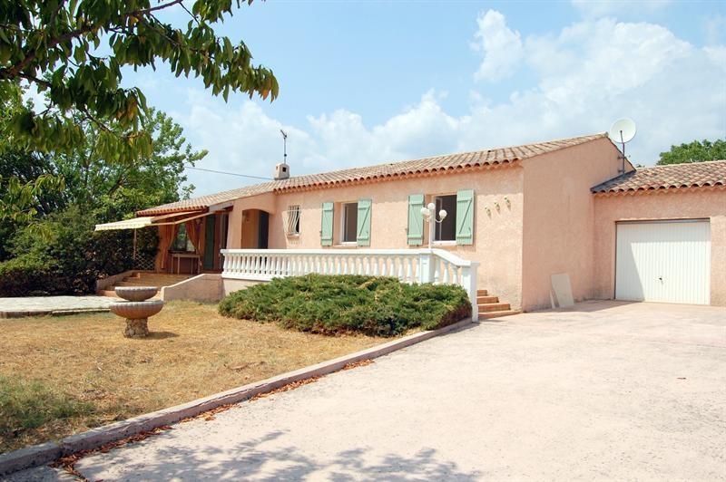 Vente maison / villa Tourrettes 357000€ - Photo 1