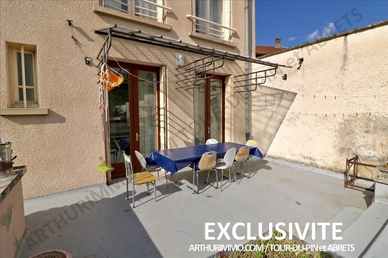 Vente maison / villa La tour du pin 179 000€ - Photo 1