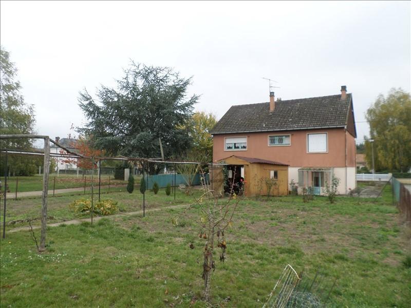 Vente maison / villa St julien l ars 137000€ - Photo 2
