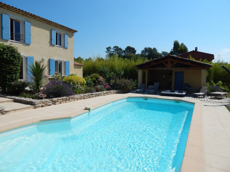 Sale house / villa Saint-antonin-du-var 540750€ - Picture 1