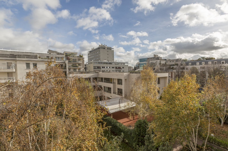 Deluxe sale apartment Levallois-perret 1 380 000€ - Picture 4