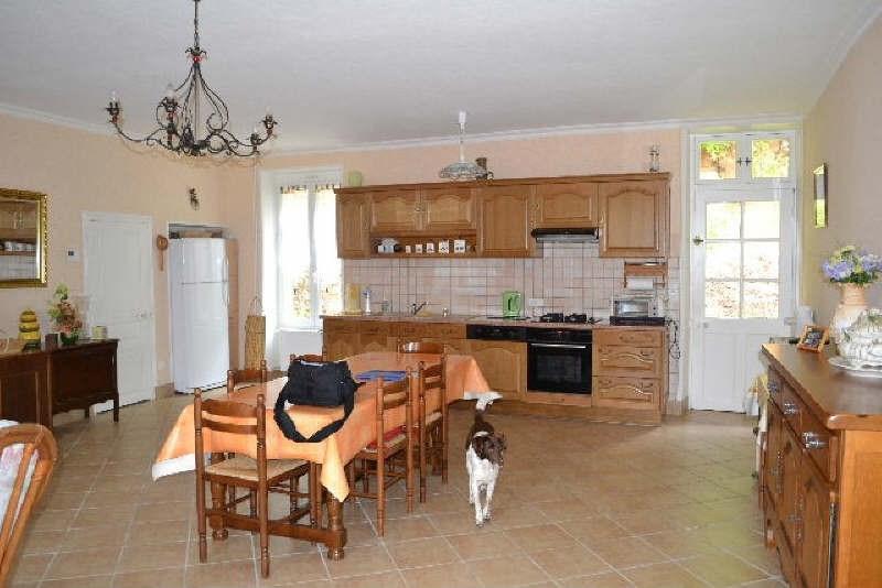 Sale house / villa Alligny en morvan 160000€ - Picture 4