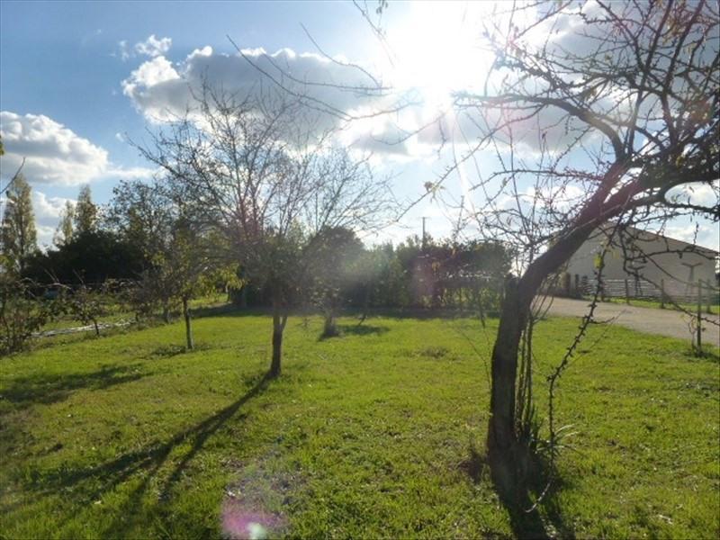 Vente terrain Cabariot 33800€ - Photo 1