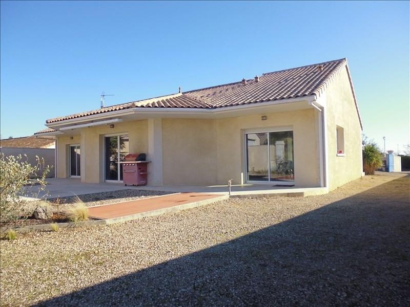 Vente maison / villa Migne auxances 249900€ - Photo 1
