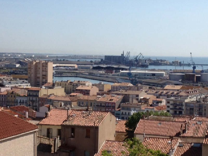 Rental apartment Sete 600€ CC - Picture 2