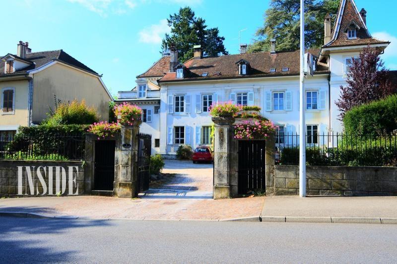 Rental apartment Ferney voltaire 3180€ CC - Picture 1
