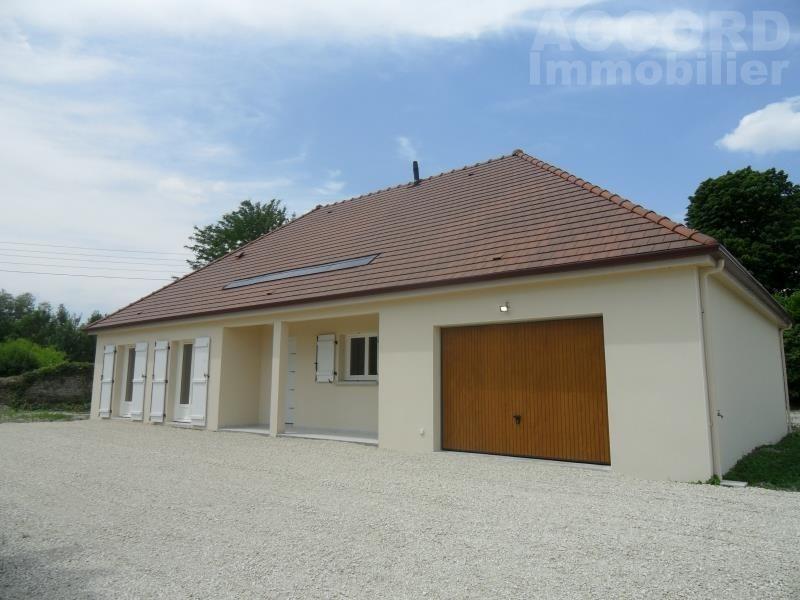 Location maison / villa Verrieres 950€ CC - Photo 1