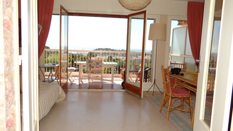 Vacation rental apartment Cavalaire sur mer 700€ - Picture 8