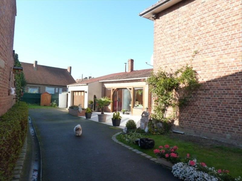 Vente maison / villa Robecq 156500€ - Photo 2