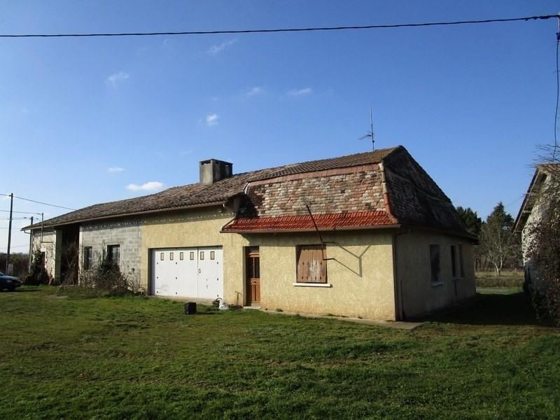 Vente maison / villa St etienne de puycorbier 96000€ - Photo 1