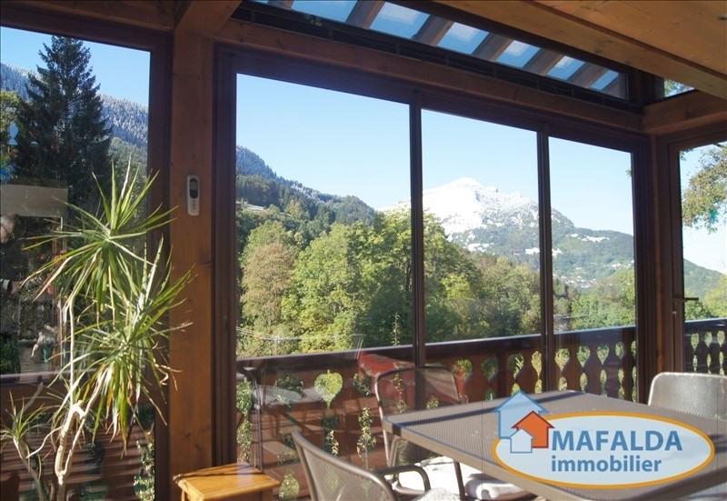 Vente maison / villa Mont saxonnex 525000€ - Photo 7