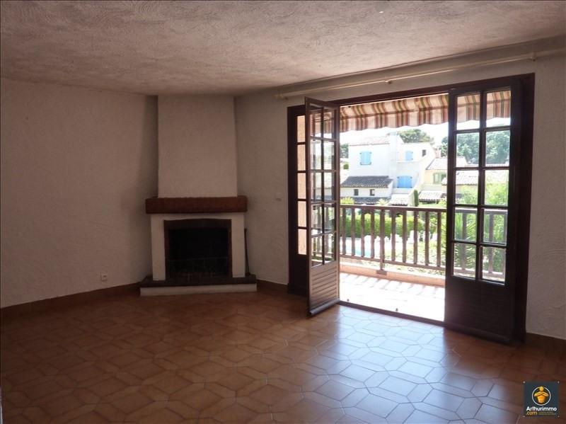 Rental apartment Valescure 970€ CC - Picture 4