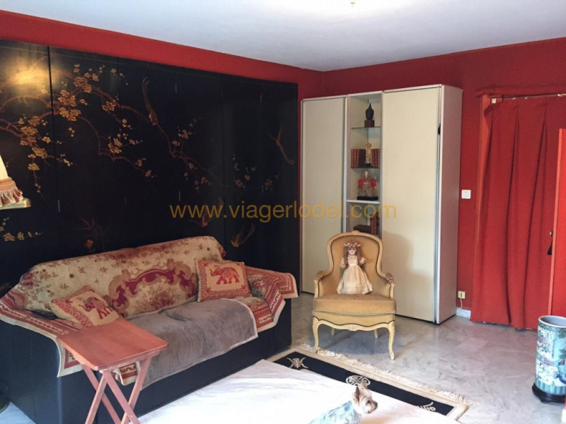 Viager appartement Nice 29 000€ - Photo 1