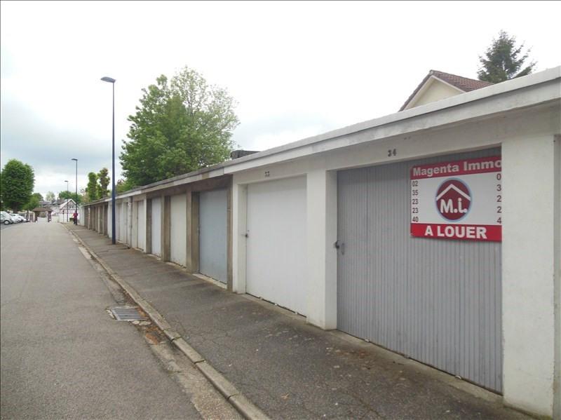 Location parking Bonsecours 65€ CC - Photo 1