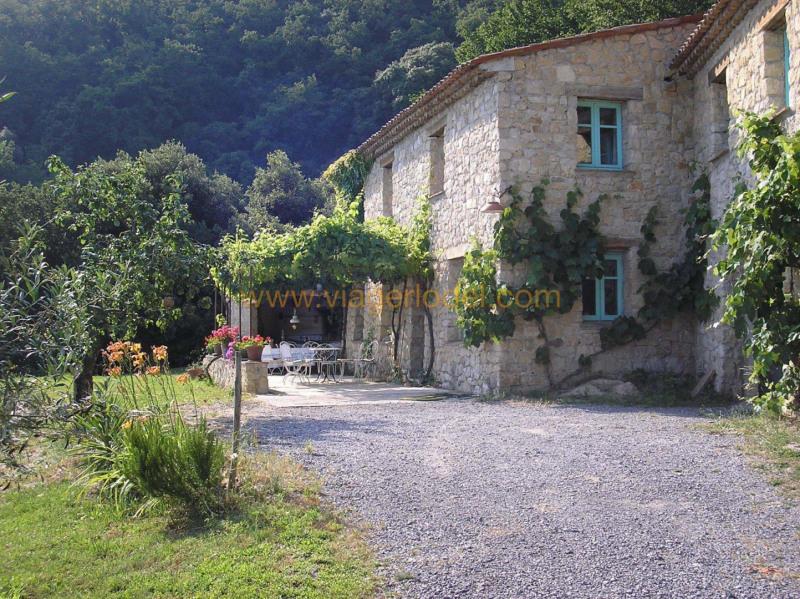 Lijfrente  huis Tourrettes-sur-loup 265000€ - Foto 9