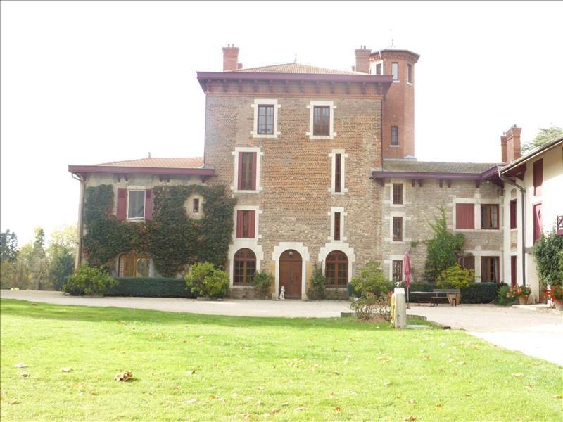 Deluxe sale house / villa Villars les dombes 1980000€ - Picture 1