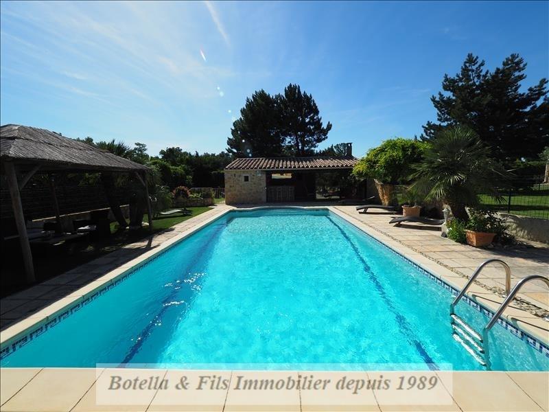 Verkoop van prestige  huis Pont st esprit 558000€ - Foto 8
