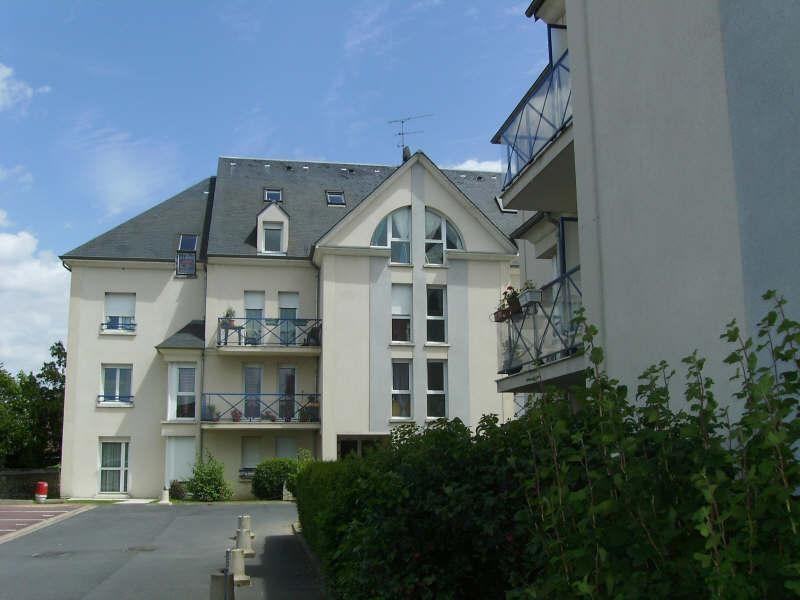 Sale apartment La chapelle en serval 155000€ - Picture 1