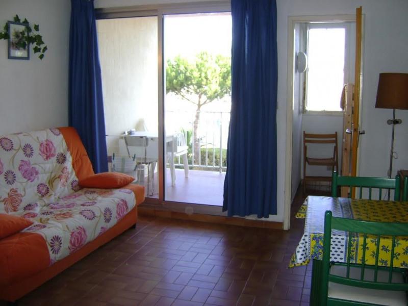 Location vacances appartement Port leucate 210,28€ - Photo 2