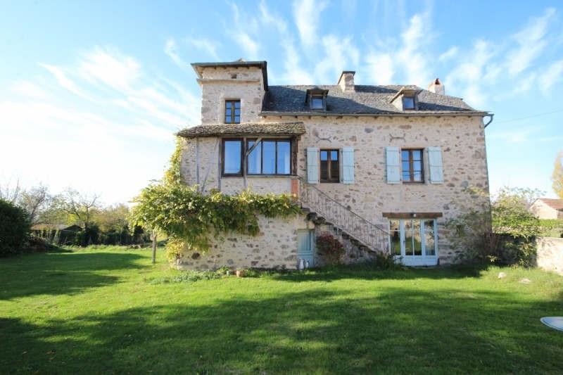 Deluxe sale house / villa Villefranche de rouergue 220000€ - Picture 1