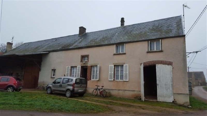 Sale house / villa Thoste 86500€ - Picture 1
