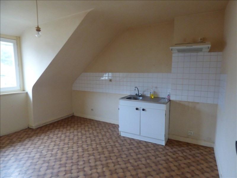 Rental apartment Begard 350€ CC - Picture 1