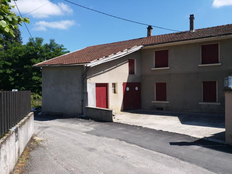 Vente maison / villa Bourgoin-jallieu 127000€ - Photo 1