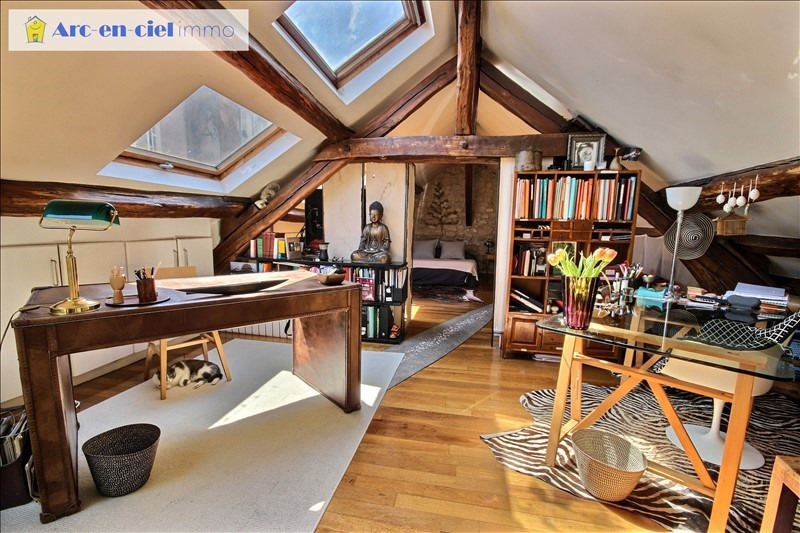 Sale loft/workshop/open plan Paris 18ème 799 000€ - Picture 7