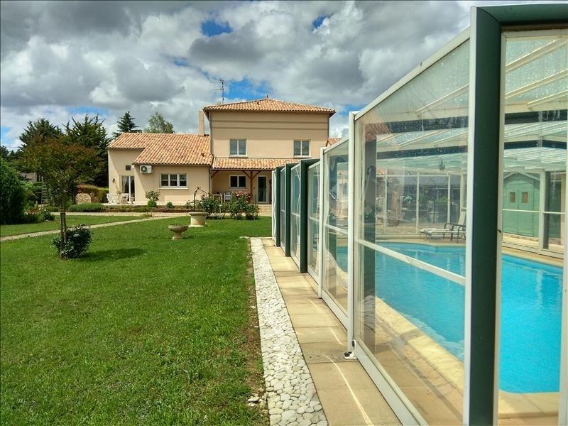 Vente maison / villa Buxerolles 546000€ - Photo 14