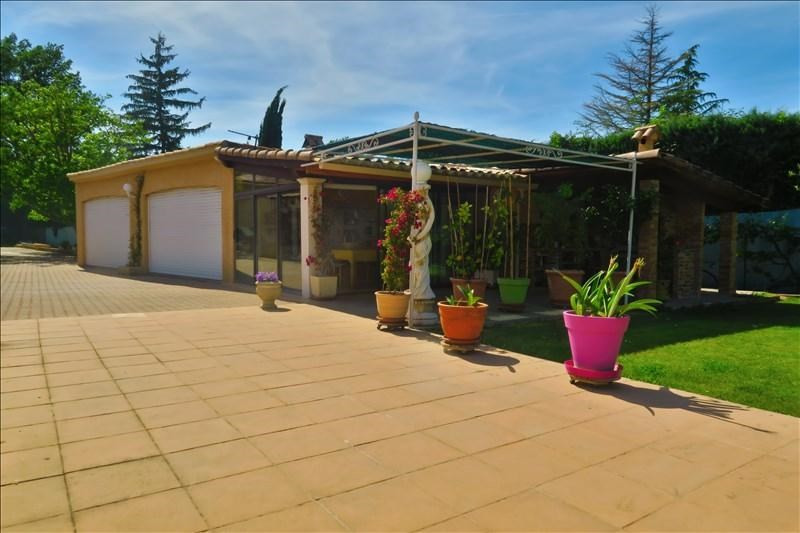 Verkoop van prestige  huis Cabries 937000€ - Foto 4