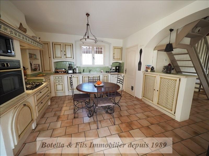 Sale house / villa Goudargues 419000€ - Picture 5