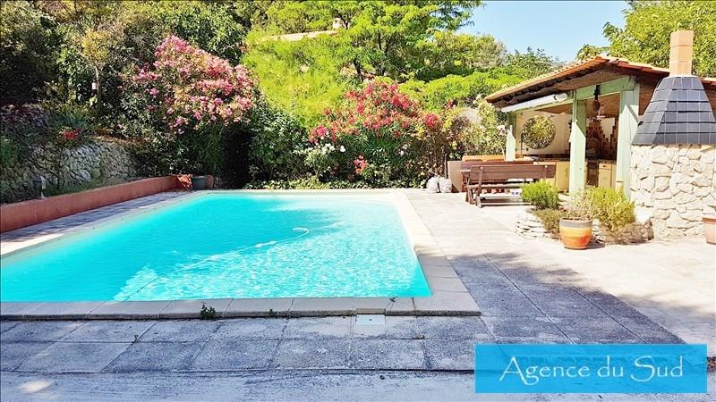 Vente de prestige maison / villa Roquevaire 584000€ - Photo 2