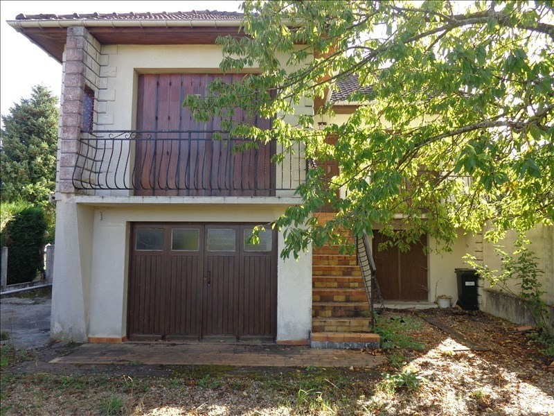 Sale house / villa Vineuil 129000€ - Picture 2