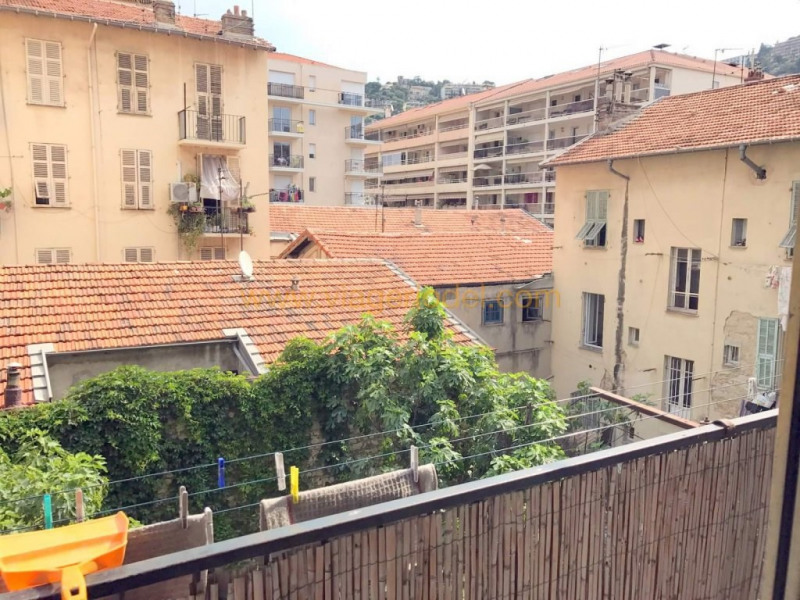 Vendita nell' vitalizio di vita appartamento Nice 39900€ - Fotografia 3