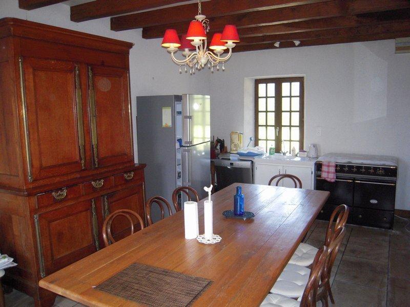 Vente de prestige maison / villa Gouville sur mer 549000€ - Photo 8