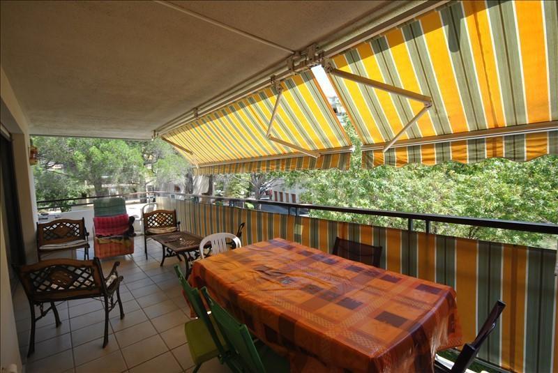 Vente appartement St raphael 384000€ - Photo 1