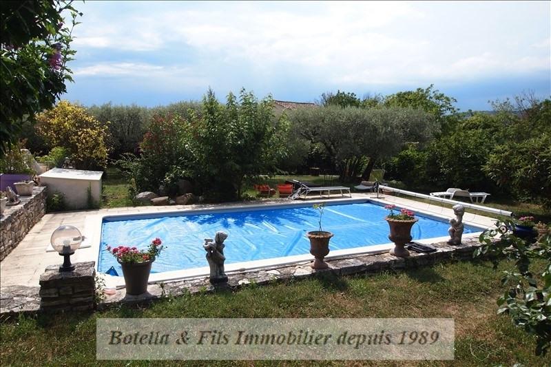 Sale house / villa Goudargues 422000€ - Picture 13