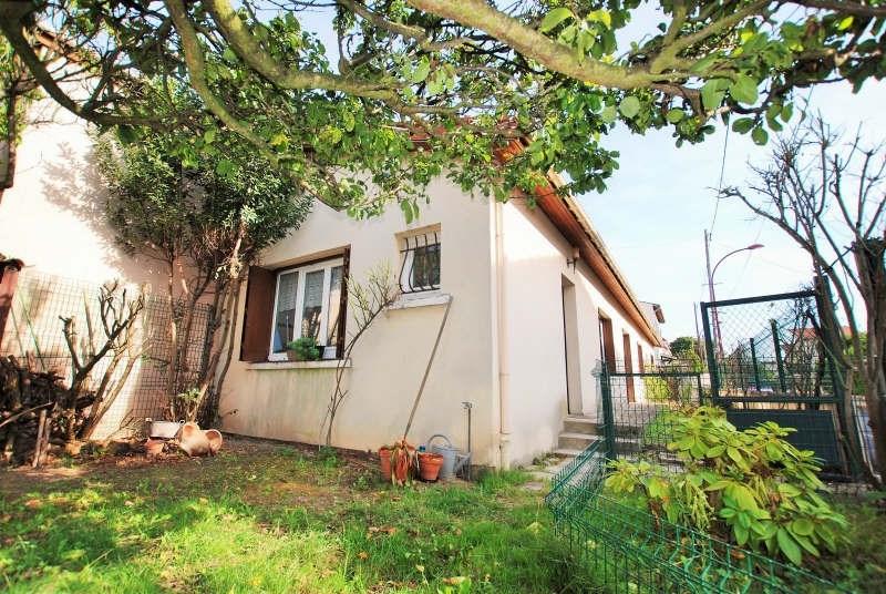 Vente maison / villa Bezons 320000€ - Photo 1