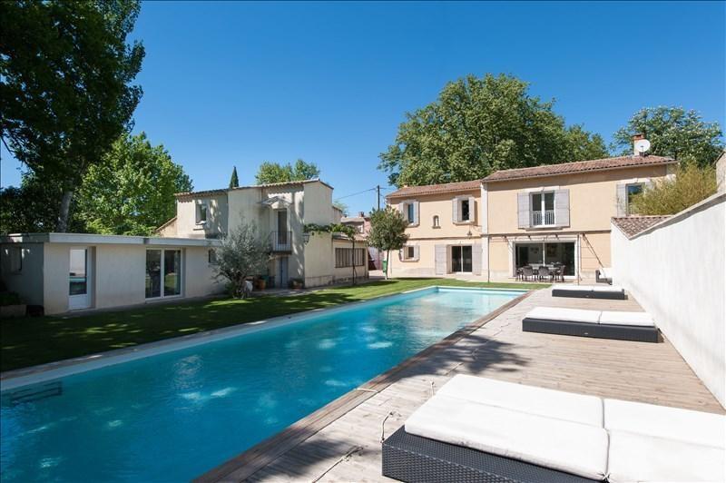 Revenda residencial de prestígio casa Montfavet 657000€ - Fotografia 7