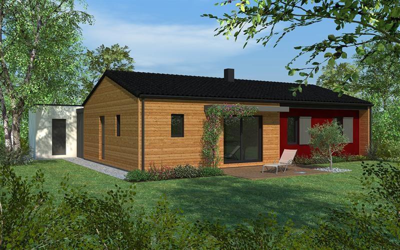 Maison  6 pièces + Terrain 535 m² Montamisé par DELRIEU CONSTRUCTION