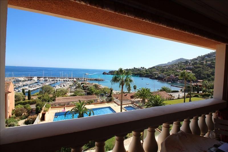 Vente appartement Theoule sur mer 349000€ - Photo 1