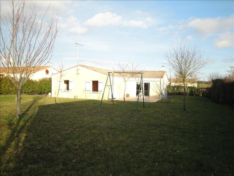 Sale house / villa Mauze sur le mignon 178000€ - Picture 3